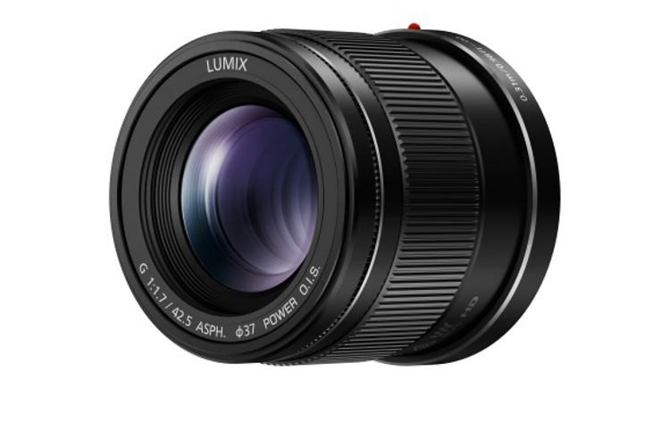 Panasonic 42,5mm f/1.7 H-HS043 ASPH./POWER O.I.S (001) (kaucja: 874zł)