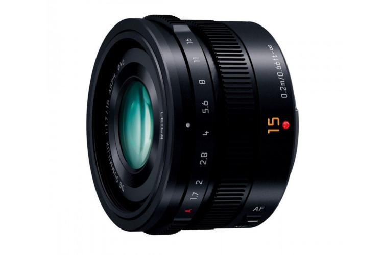Panasonic Leica DG SUMMILUX 15mm f/1.7 ASPH. (004) (kaucja: 1525zł)