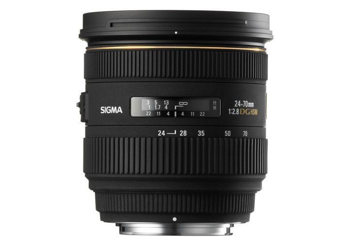 Sigma 24-70mm f/2.8 IF EX DG HSM (Nikon) 80043373 (kaucja: 600zł)