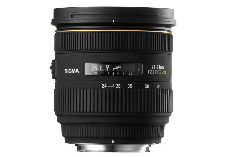 Sigma 24-70mm f/2.8 IF EX DG HSM (Canon) 80043372 (kaucja: 2160zł)