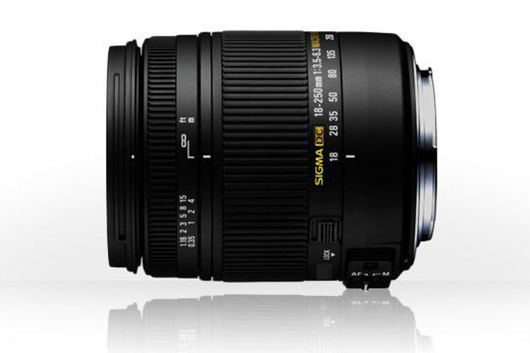 Sigma AF 18-250mm f/3.5-6.3 DC HSM Macro (Canon) 80043390 (kaucja: 340zł)