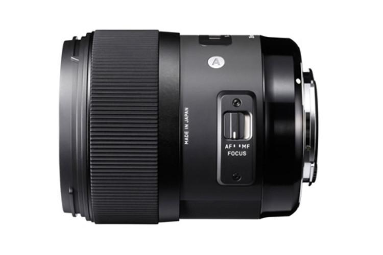 Sigma 35mm f/1.4 A HSM DG (Sony) 80043349 (kaucja: 2240zł)