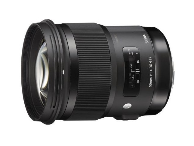 Sigma A 50 mm f/1.4 DG HSM (Nikon) 80043371 (kaucja: 2450zł)