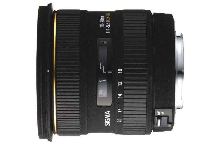 Sigma 10-20mm f.4-5.6 EX DC HSM (Canon) 80043382 (kaucja: 1250zł)