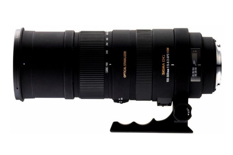 Sigma 150-500mm f/5-6.3 APO DG OS HSM (Canon) 80043374 (kaucja: 860zł)