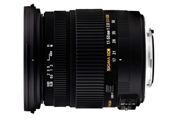 Sigma 17-50 F2.8 EX DC HSM (Sony) 80043385 (kaucja: 1120zł)