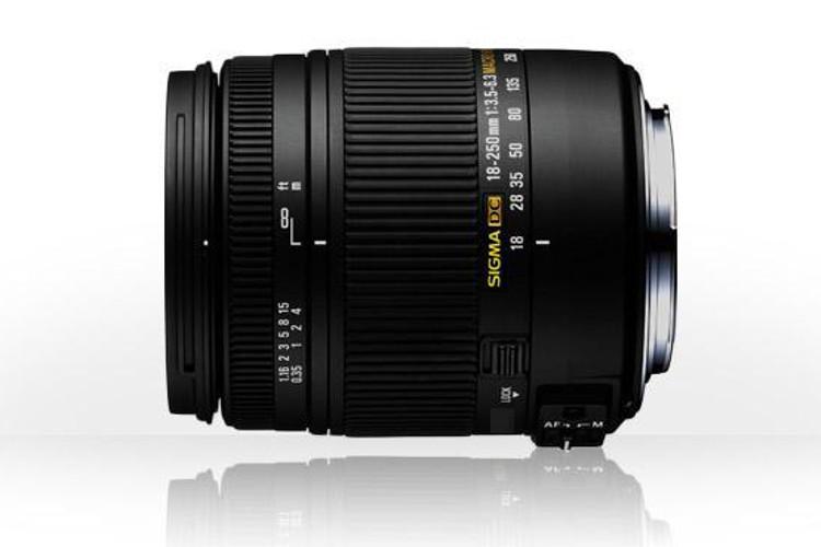Sigma AF 18-250mm f/3.5-6.3 DC HSM Macro (Sony) 80043393 (kaucja: 1180zł)
