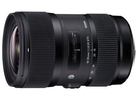 Sigma A 18-35 mm f/1.8 DC HSM (Canon) 80043425 (kaucja: 2070zł)
