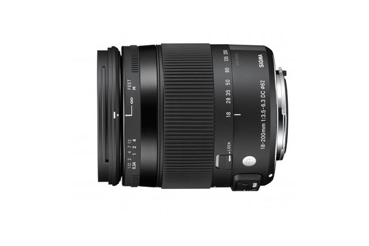 Sigma C 18-200 F3.5-6.3 DC MACRO OS HSM (Canon) 80043389 (kaucja: 300zł)