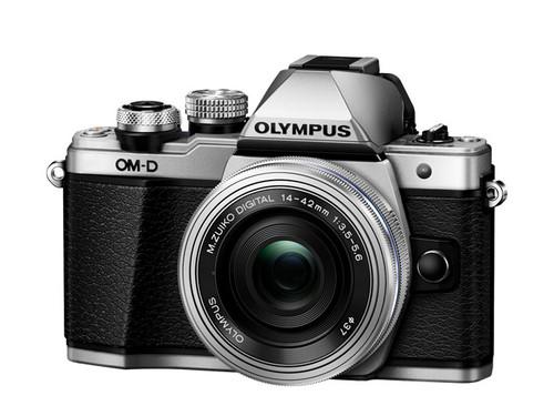 Olympus OM-D E-M10 Mark II z ob. 14-42mm 1:3.5-5.6 EZ PANCAKE (srebrny) 80048370 (kaucja: 520zł)
