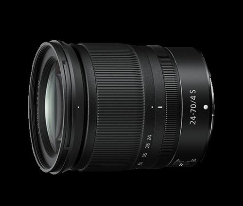 Nikon NIKKOR Z 24-70mm f/4 S 80056534 (kaucja: 800zł)