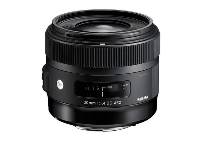 Sigma A 30 mm f/1.4 DC HSM ( Nikon) 80043375 (kaucja: 2450zł)